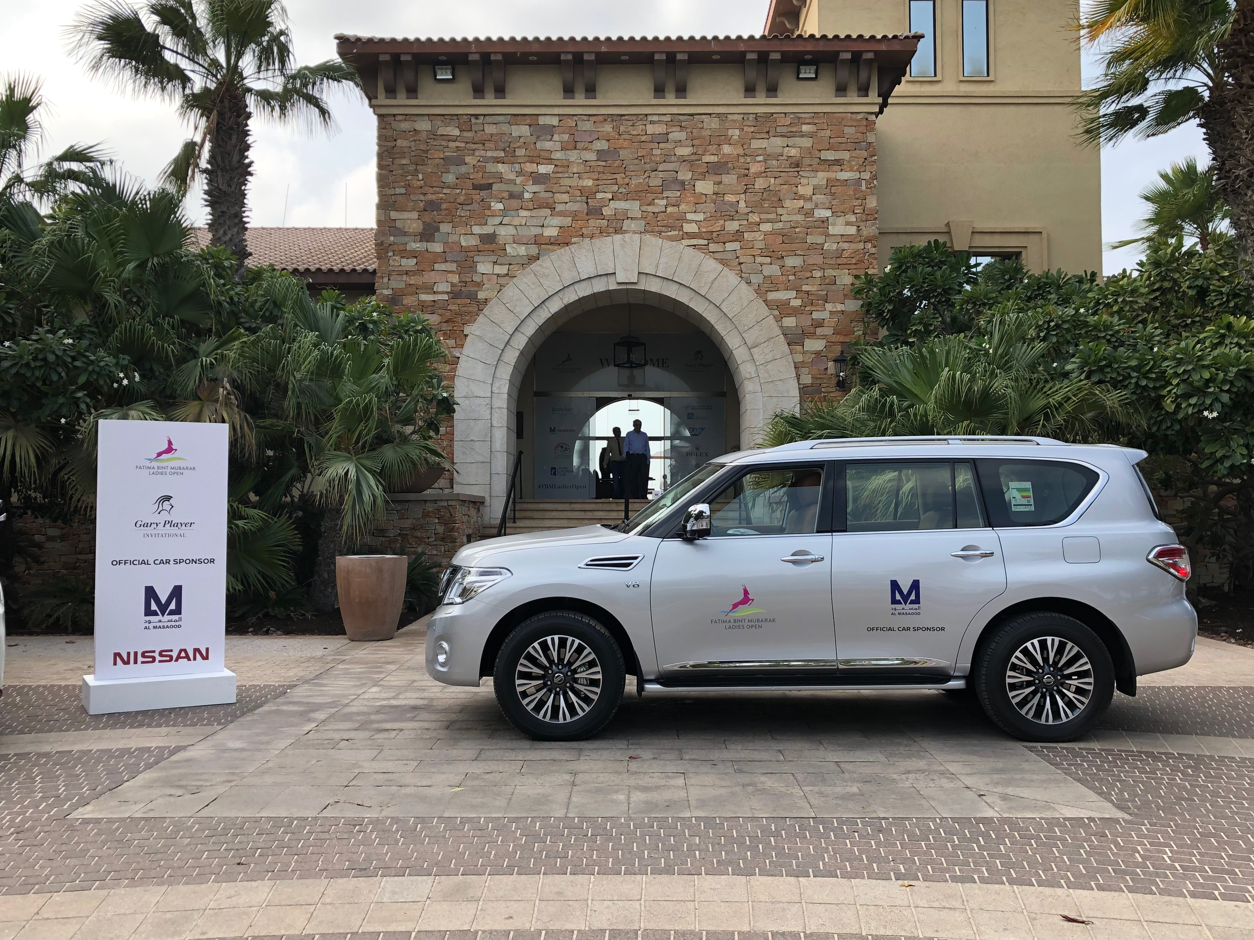 Al Masaood Announced as Official Automotive Sponsor of Fatima Bint Mubarak Ladies Open
